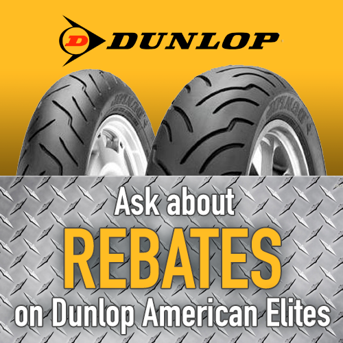 Ask about Rebates on Dunlop American Elites
