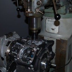 Machine Shop Drill Press