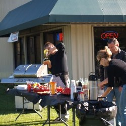 Grand Opening Cookout