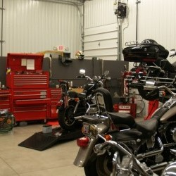 We service and repair all makes and models of motorcycles
