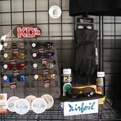 merchandise displays