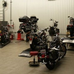 Complete Harley Davidson warranty and service repair