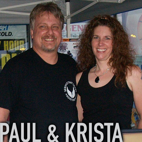 Paul and Krista Smith are the owners